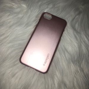 Accessories - iPhone 7 rose gold case
